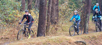 mountainbike weekend