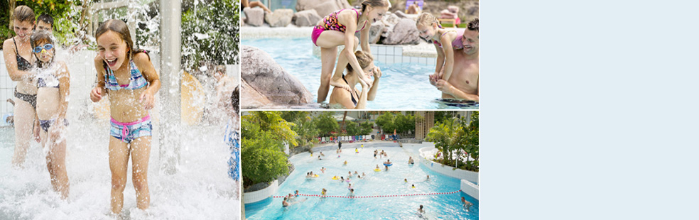 Aquafun bei Center Parcs