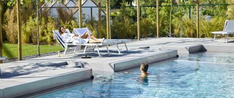 Spa sauna west coast wellness oostduinkerke aan zee for Sunpark piscine