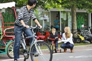 bike and fun