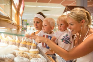 Young family discount offer in Sunparks holiday villages