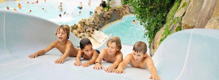 Sunparks deal du jour groupon for Sunpark piscine