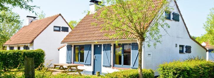 Village vacances Oostduinkerke aan zee Côte belge Sunparks