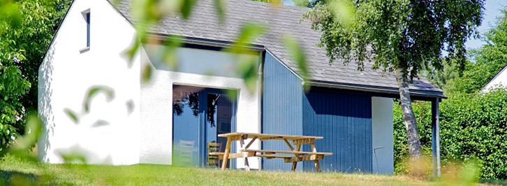 Village vacances Ardennen Ardennes Sunparks