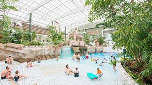Vacances avec parc aquatique et activit s sunparks for Piscine sunpark