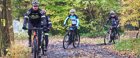 vtt week-end kempense meren