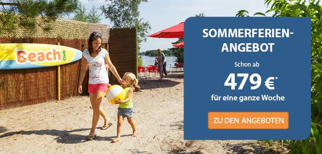 Angebote für den Sommer