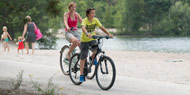 Vacances à vélo en Belgique