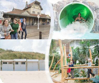 Village de vacances de haan for Sunpark piscine oostduinkerke