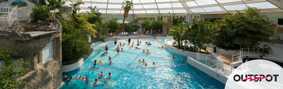 Action outspot de haan sunparks for Piscine koksijde