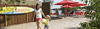 Sommerurlaub Sunparks Ferienpark Belgien