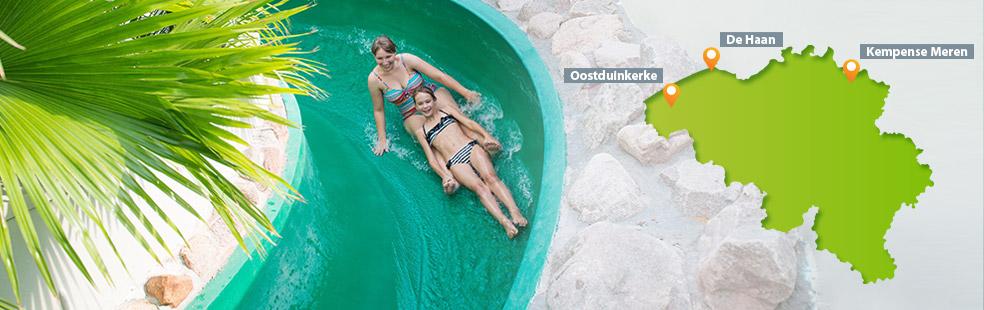 Venez Passer Une Journee A Sunparks Et Profitez De L Aquafun Et Du