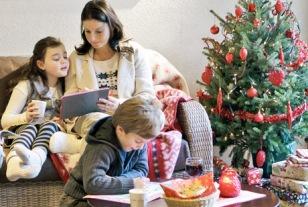 Vacances de Noël à Sunparks