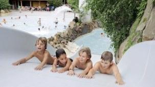 Aquafun à Sunparks