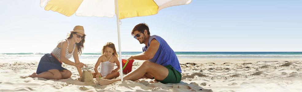 Vacances d'été à Sunparks