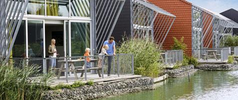 Vernieuwd Lake Side Exclusive-vakantiehuis