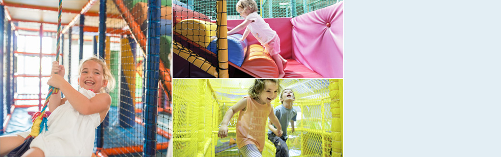 Kidsworld à Sunparks