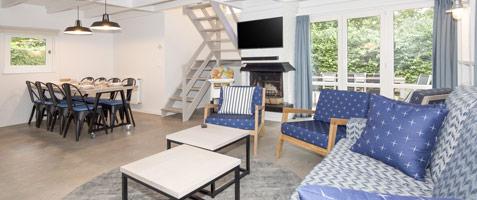 Vernieuwde Select Plus-vakantiehuizen