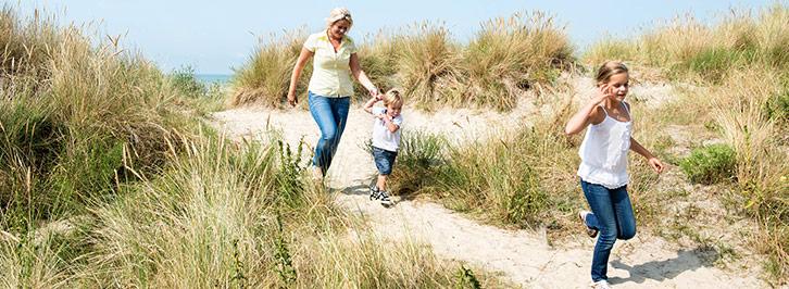 Vakantiehuizen Oostduinkerke aan zee Belgische kust Sunparks