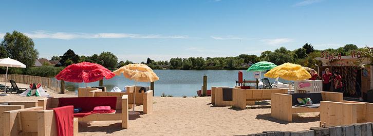 Ferienparks Oostduinkerke aan zee Belgische Küste Sunparks