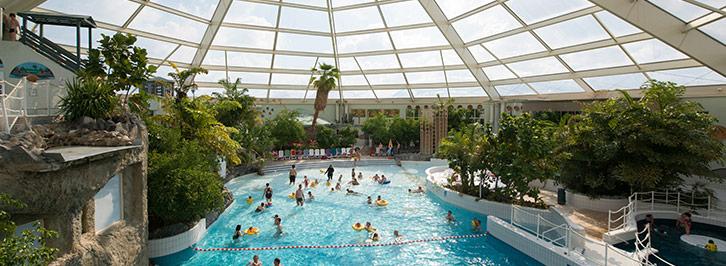 Maison de vacances De Haan aan zee Côte belge Sunparks