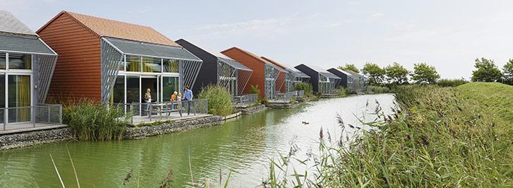 Ferienparks De Haan aan zee Belgische Küste Sunparks