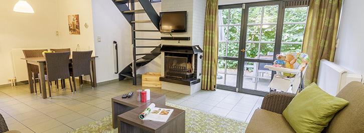 Maison de vacances Kempense Meren Campine Sunparks